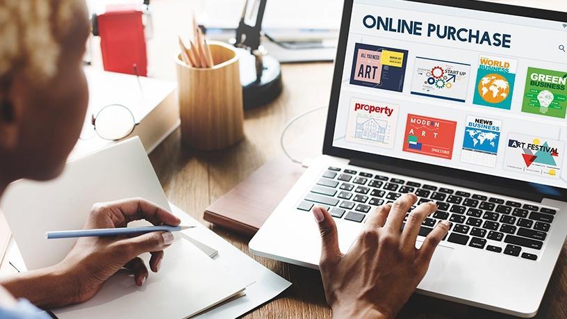 eCommerce Website Design, Online Store, Online Shop, Harare, Zimbabwe