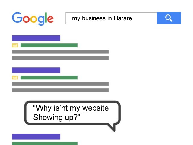 Search Engine Optimization, SEO, Local SEO, Business, Harare, Zimbabwe